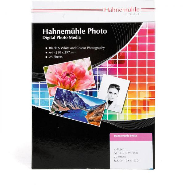 Hahnemühle Photo Silk Baryta 310