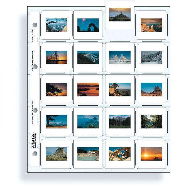 25 PrintFile KB-Diataschen