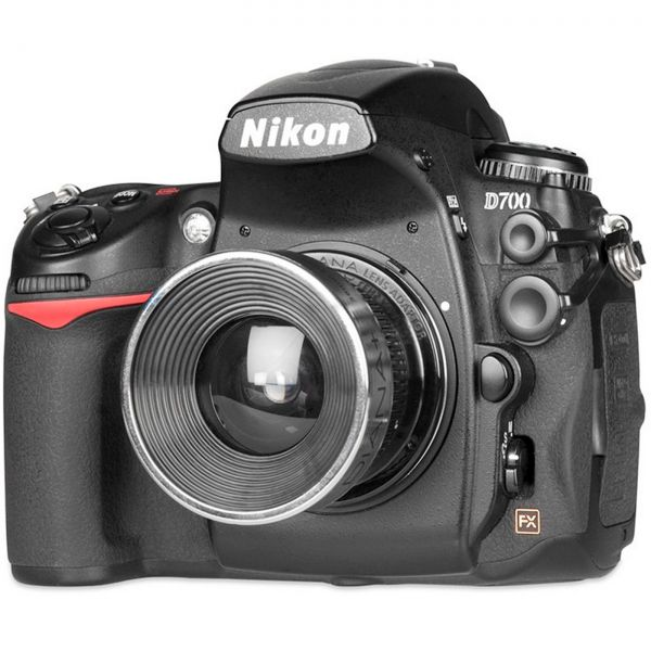 Diana+ Objektiv Adapter Nikon