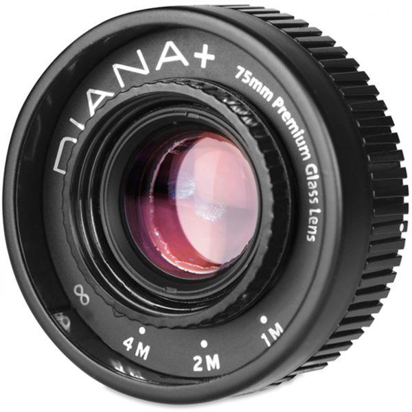 Diana+ 75mm Premium Glaslinse