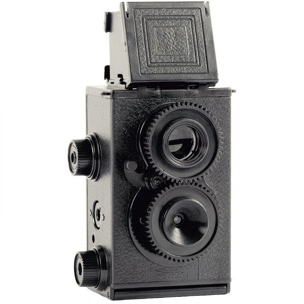Retro-Kamera zum Selberbauen