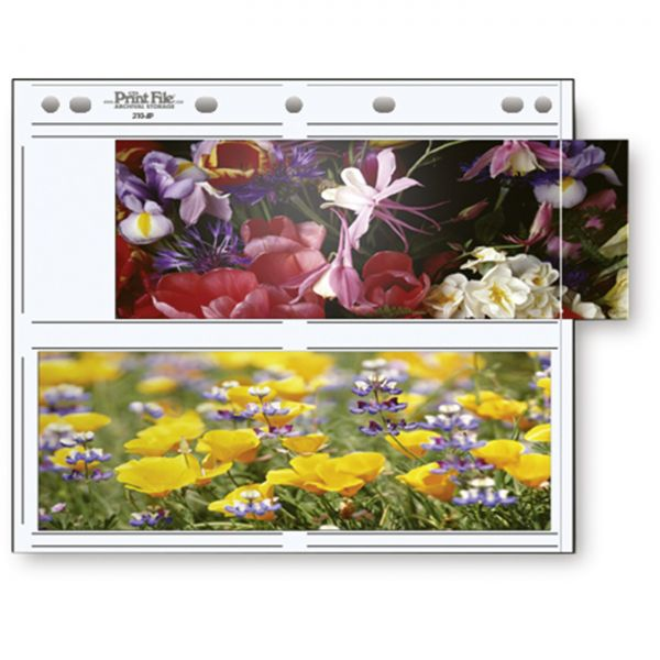 25 PrintFile Bilder-Binder Pockets - for 4x 10x15