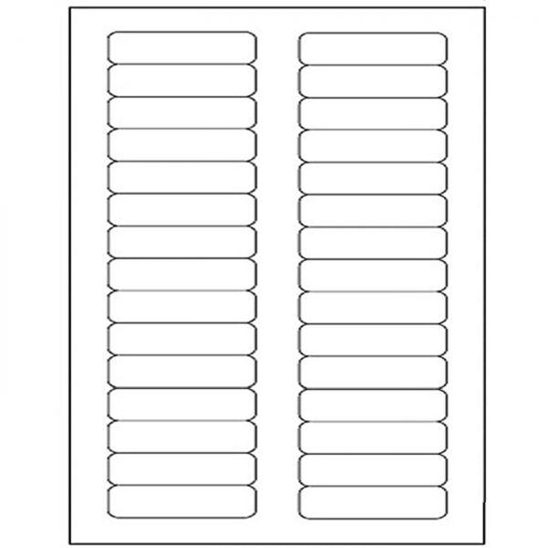 Archivetiketten für Laserdrucker