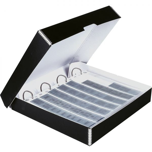 Monochrom Binding Box black