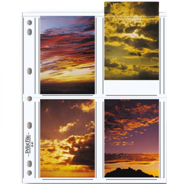 PrintFile® 35-8P für 4 Fotos im Format 9x12 cm