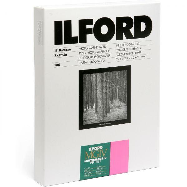 ILFORD Multigrade FB Classic 1K - Naturglanz (Baryt)