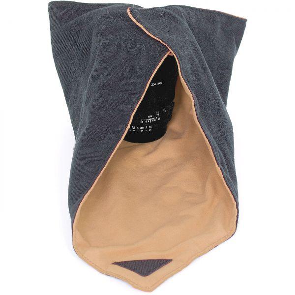 Monochrom Textil-Wrap