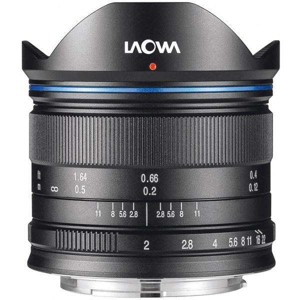 DL - Laowa 7,5mm f/2,0 MFT