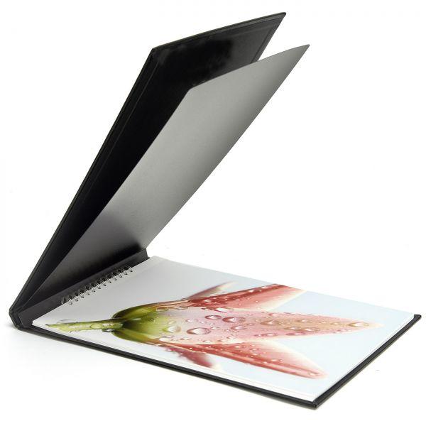 Inkjetportfolio PRAT Modebook mit 20 Hahnemühle Book&Album Seiten