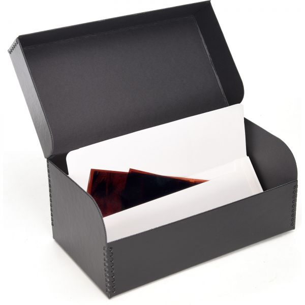 Print File® Fliptop-Box schwarz