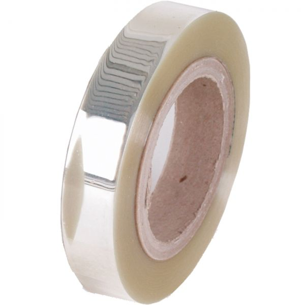 Polyesterband 30mm x 150m / klar