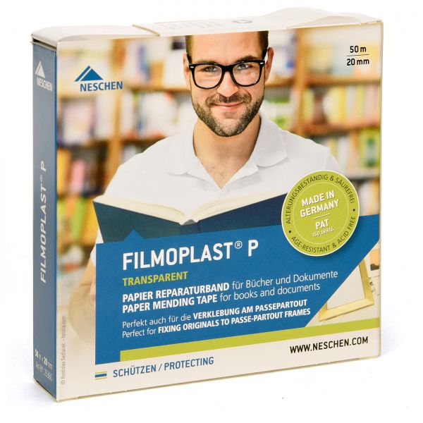 Filmoplast P 2cm x 50m in Box