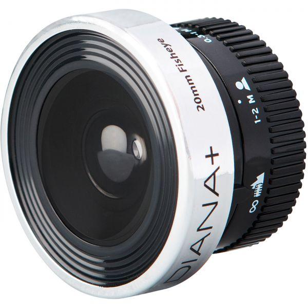 Diana+ 20mm Fisheye Lens