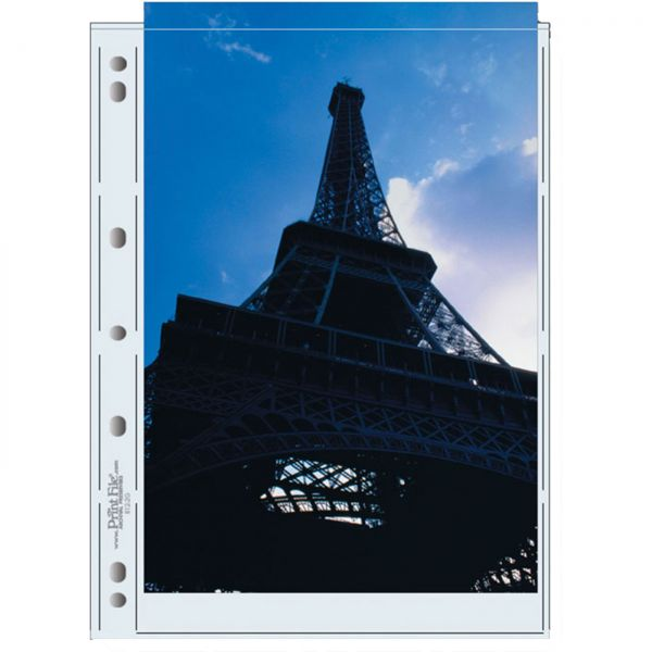 25 PrintFile Bilder-Binder Pockets for 1x 20x30/8x10 PP