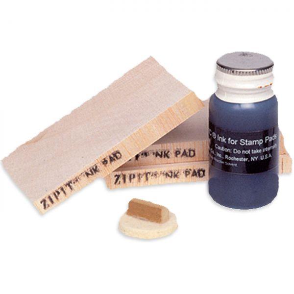 Actinic Stamping Ink - 50ml black