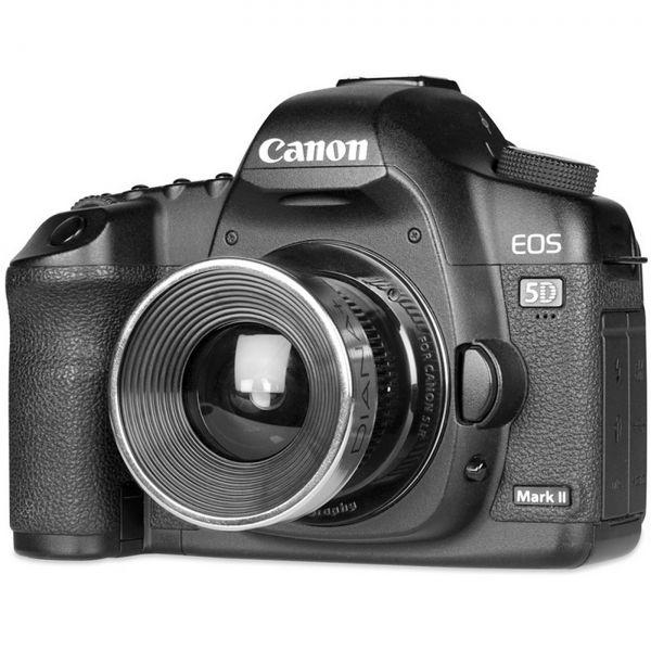 Diana+ Objektiv Adapter Canon EF/EOS