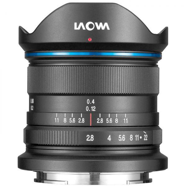 DL - Laowa 9mm f/2,8 Zero-D C-Dreamer APS-C