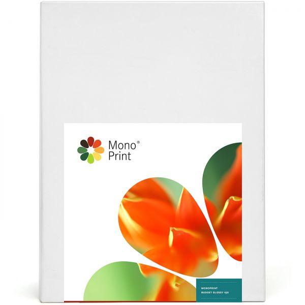 Monoprint Budget Glossy 190D Inkjetpapier DIN A4