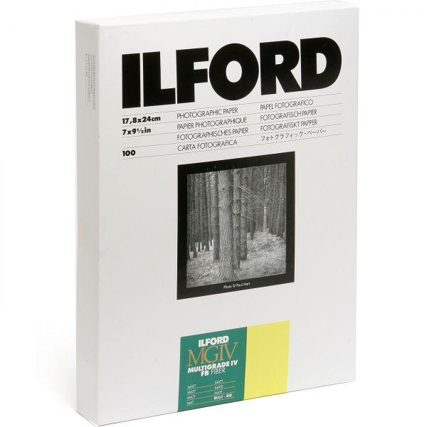 ILFORD Multigrade FB Classic 5K - Matt (Baryt)