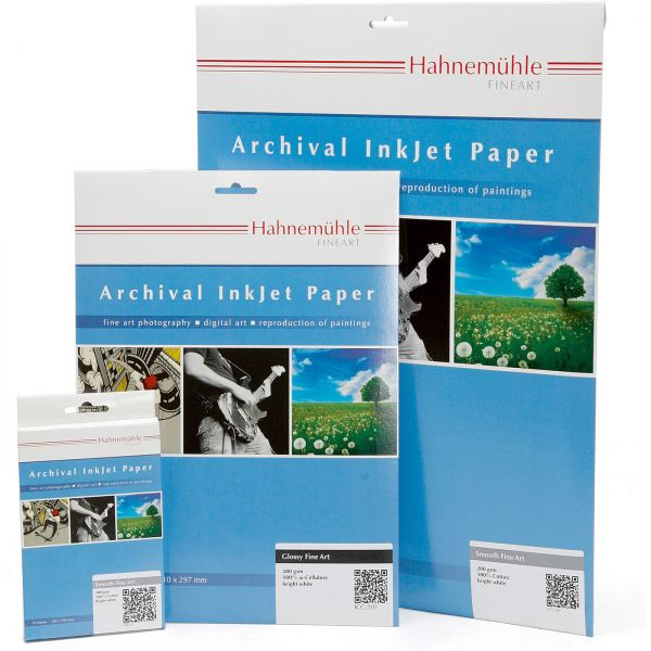 Hahnemühle Archival Inkjet Textured Fine Art 280