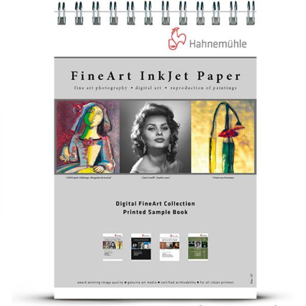 Hahnemühle Digital Fine Art - Printed Sample Book