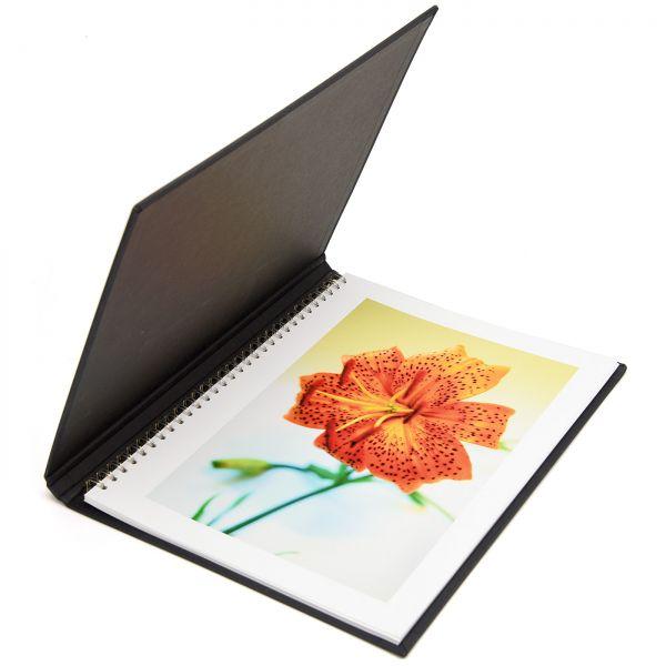 Inkjetportfolio Cosmos Premium mit 20 Hahnemühle Book&Album Seiten