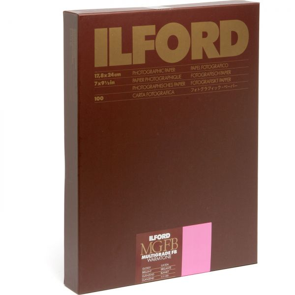 Ilford Warmtone FB MGW.1K - glossy
