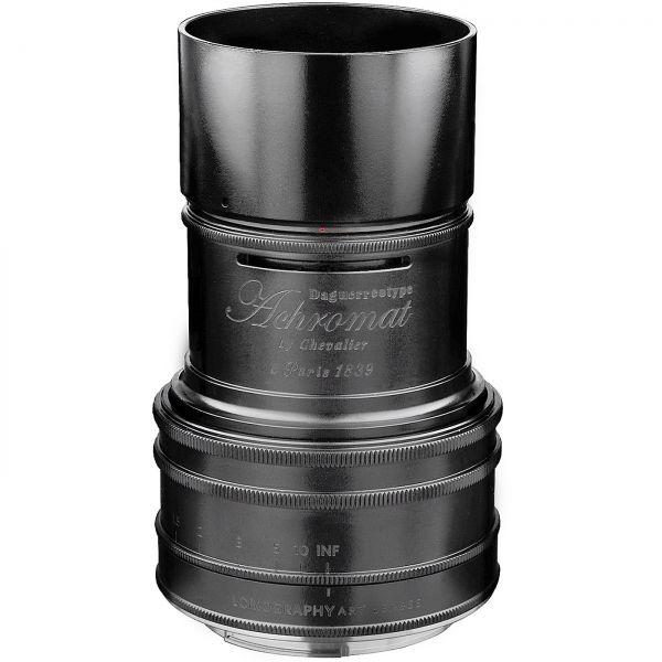 Daguerreotype Achromat 2.9/64 Schwarz