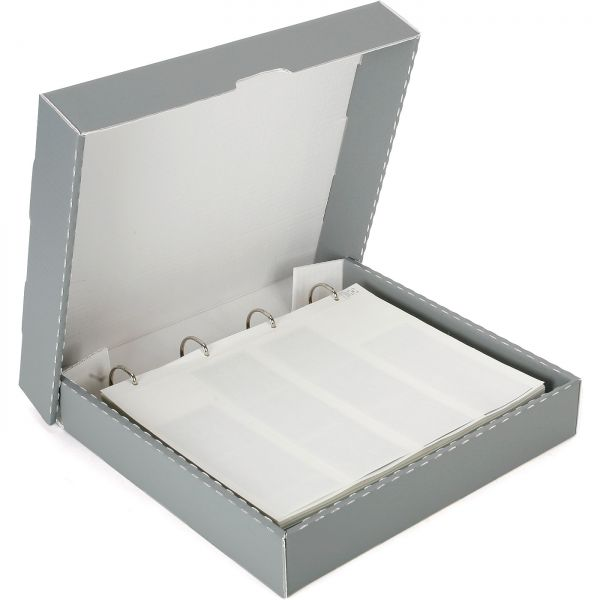 Monochrom Corrugated Binding-Box