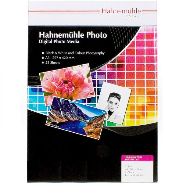 Hahnemühle Testpack Photo