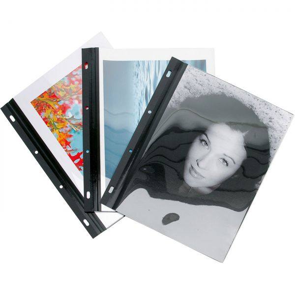 Pina Zangaro Einlegeseiten Polyester Flex-Hinge - 10 Stück