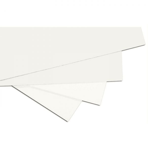 Monomat PP 1,5 mm - 25 Sheets / neutralwhite