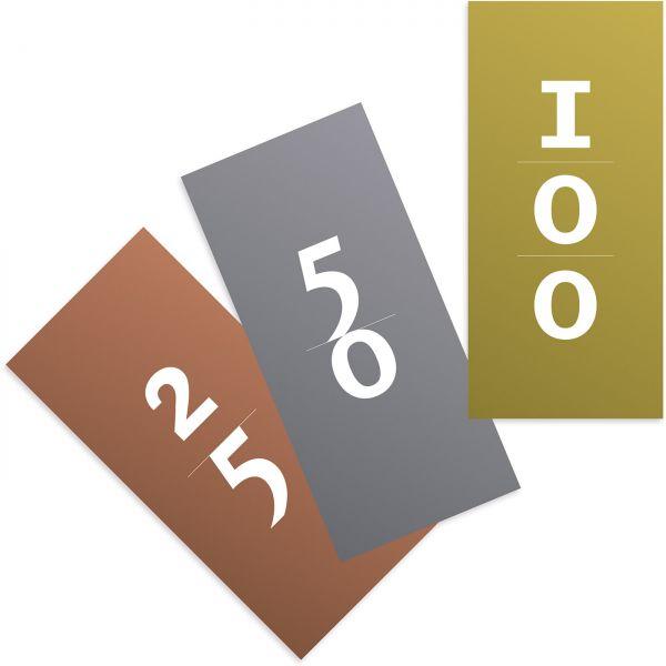 DL - Monochrom Einkaufsgutschein 100 Euro