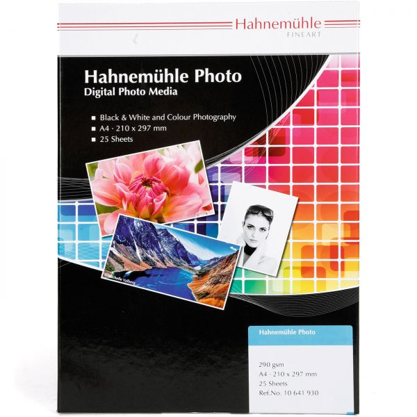 Hahnemühle Photo Glossy 290