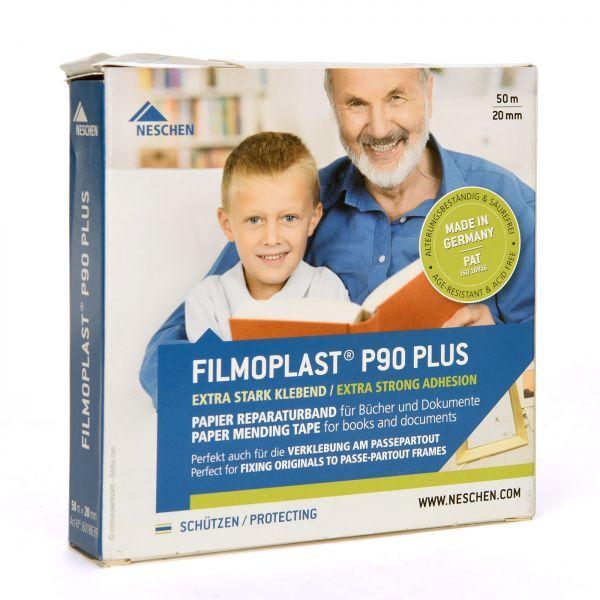 Filmoplast P90 plus – 2cm x 50m im Spender