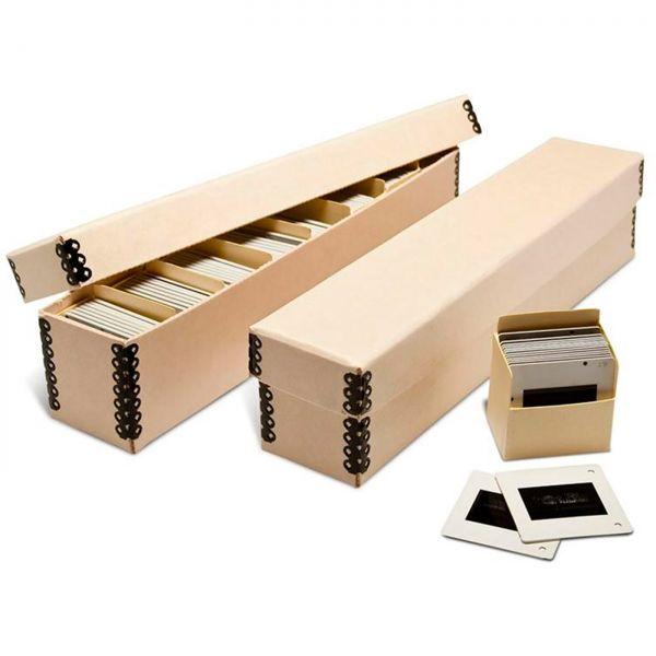 Slidebox 35mm 285x57x60 mm + 6 Divider
