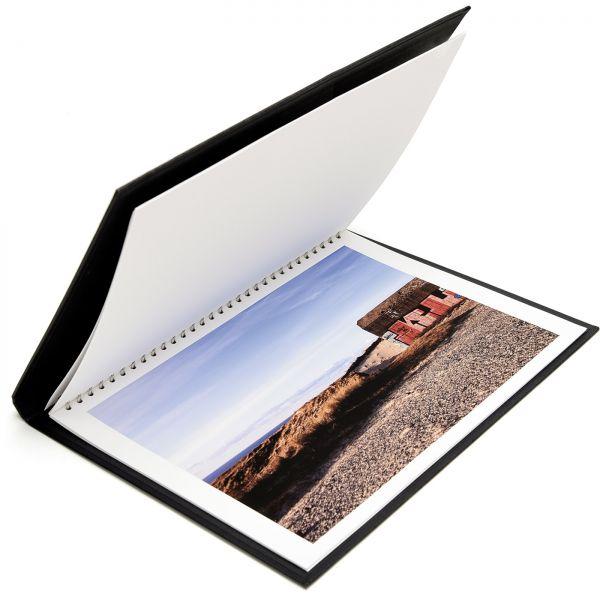 Inkjetportfolio PRAT Volga mit Hahnemühle Book&Album Seiten