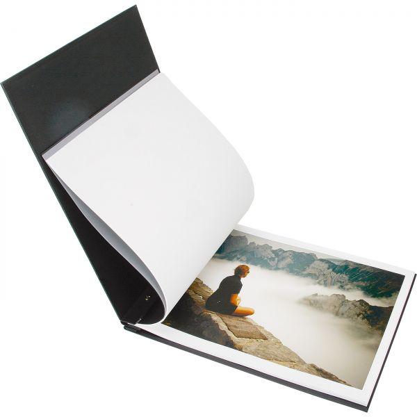 Hahnemühle Lederalbum »Classic« A3 mit 20 Seiten Photo Rag® Duo 276