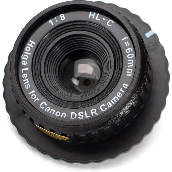 Holga-Objektiv HL-N 8,0/60mm