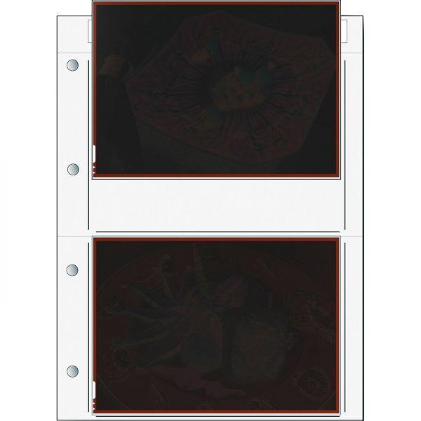 25 PrintFile Bilder-Binder Pockets - for 2x 13x18 PP