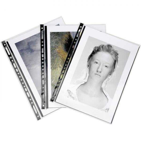 10 CRISTAL-LASER® PP-Hüllen Nr. 904 für PRAT Ringbücher