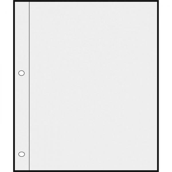 Monochrom® Ordnerhüllen aus Polypropylen DIN A4
