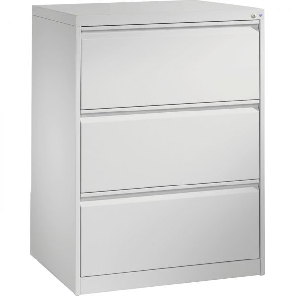 C+P Hanging File Cabinet - light grey – 1-drawer