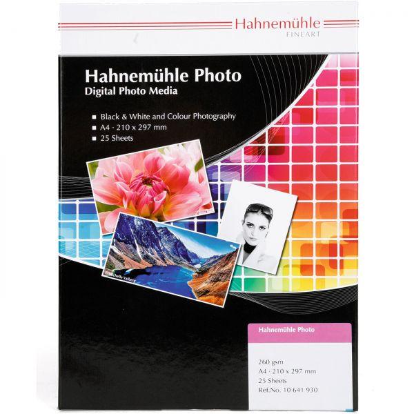 Hahnemühle Photo Luster 290 DIN A4 25 Blatt