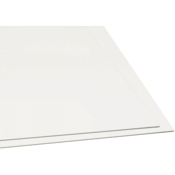 Monogard Matboard 0,5 mm - 20 Sheets naturwhite